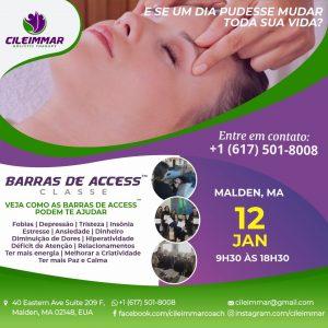 January, 12 Access Bars